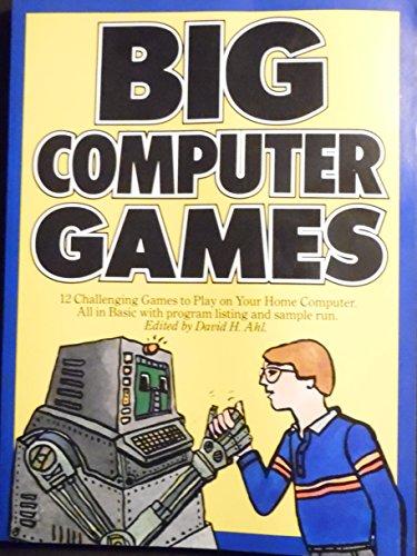 9780916688400: Big Computer Games