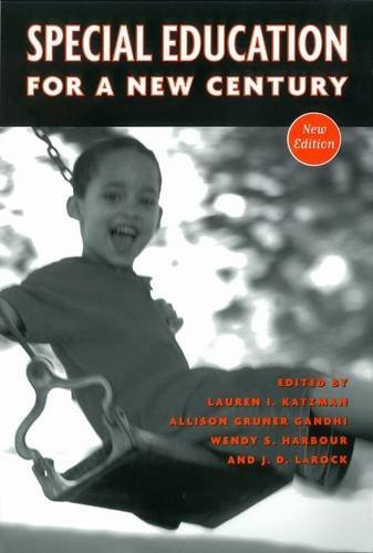 Special Education for a New Century (HER Reprint Series)