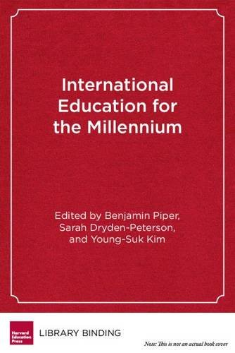 9780916690465: International Education for the Millennium: Toward Access, Equity, and Quality (HER Reprint Series)