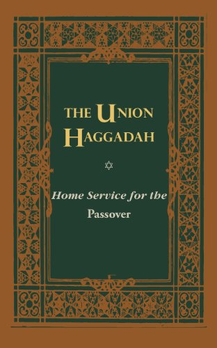9780916694081: The Union Haggadah: Home Service for Passover