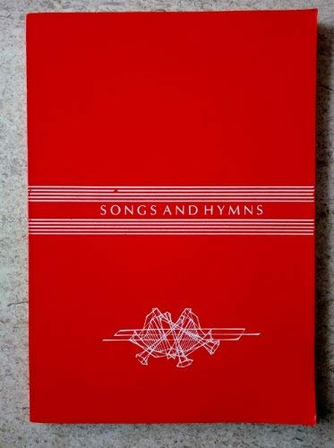 Songs and Hymns: a Musical Supplement to Shaarei Tefil'ah (Gates of Prayer)