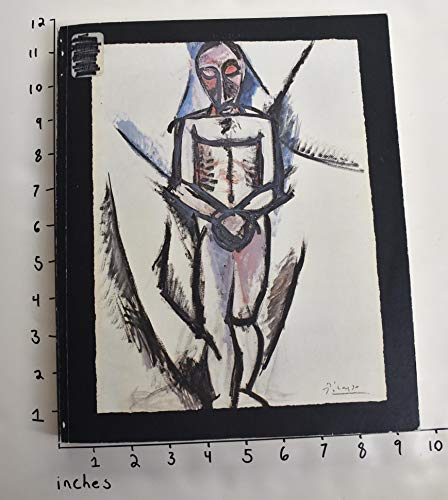 9780916724436: Master Drawings By Picasso