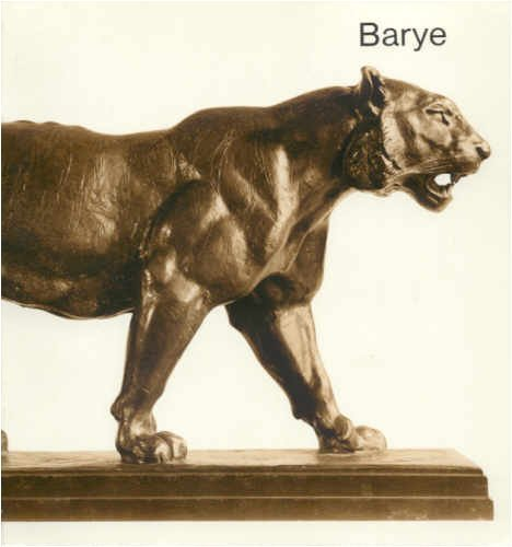 9780916724535: Sculpture by Antoine-Louis Barye in the Collection of the Fogg Art Museum (HARVARD UNIVERSITY WILLIAM HAYES FOGG ART MUSEUM//FOGG ART MUSEUM HANDBOOKS)