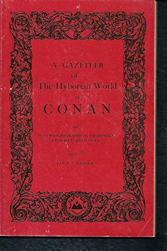 A Gazeteer of the Hyborian World of: Lee N. Falconer
