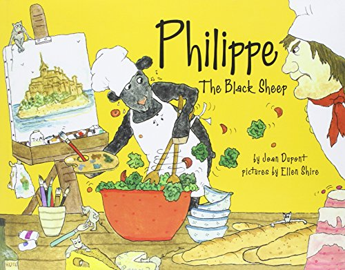 9780916754457: Philippe the Black Sheep