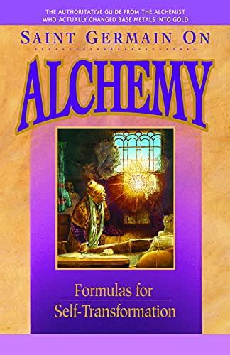9780916766689: Saint Germain on Alchemy: Formulas for Self-Transformation