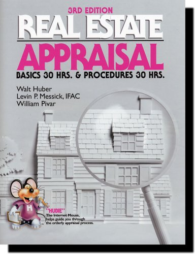 9780916772222: Real Estate Appraisal Principles and Procedures(AQB Approved course)