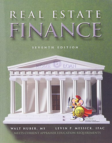 9780916772482: Real Estate Finance