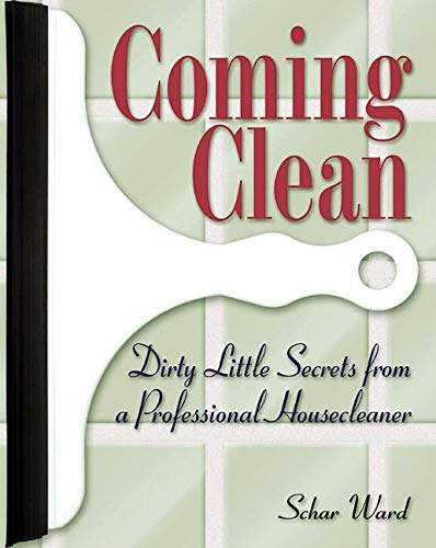 9780916773878: Coming Clean: Dirty Little Secrets from a Professional Housecleaner