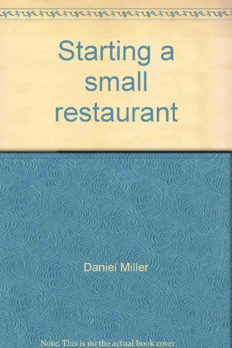 Starting A Small Restaurant A Guide To