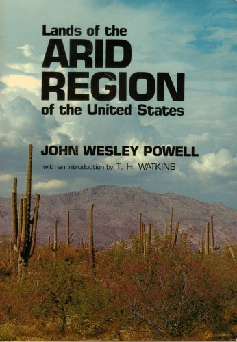 9780916782283: Report on the Lands of the Arid Region of the United States, With a More Detailed Account of the Lands of Utah