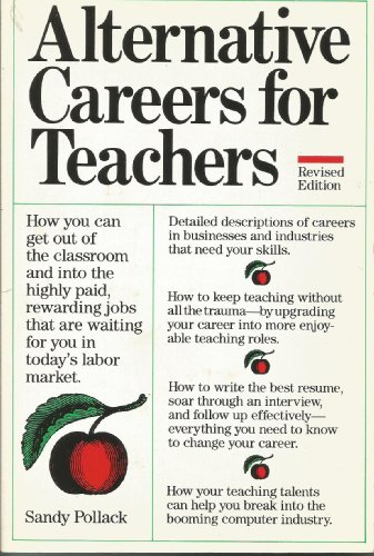 9780916782603: Alternative Careers for Teachers