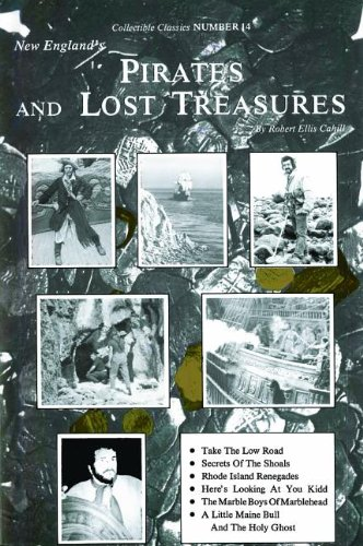 9780916787134: New England's Pirates and Lost Treasures (New England's Collectible Classics)