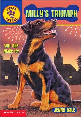 9780916788797: Milly's Triumph: Will She Make It? (puppy Patrol Book 25)