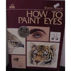 9780916809355: How to Paint Eyes (includes wall chart)