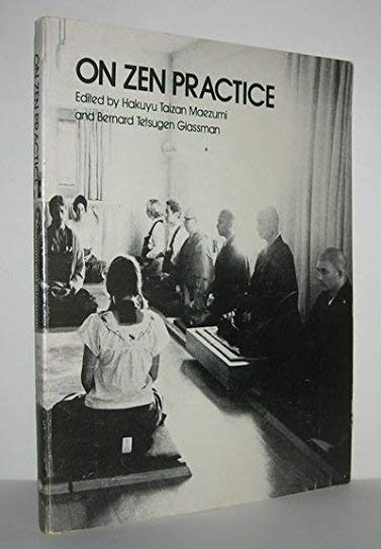 9780916820022: On Zen Practice (Zen writings series)
