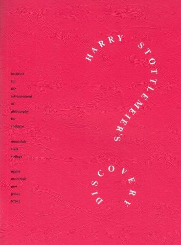 9780916834067: Harry Stottlemeier's Discovery
