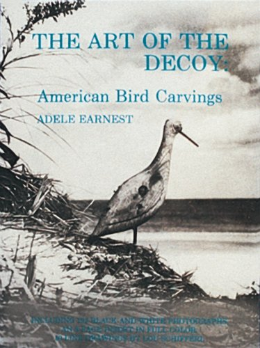 9780916838584: The Art of the Decoy: American Bird Carvings