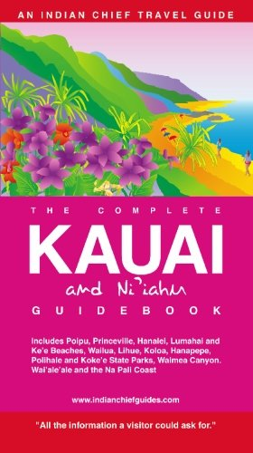9780916841751: The Complete Kauai Guidebook