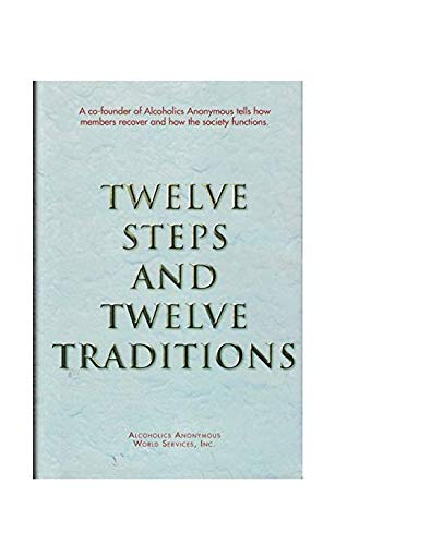 9780916856014: Twelve Steps and Twelve Traditions Trade Edition