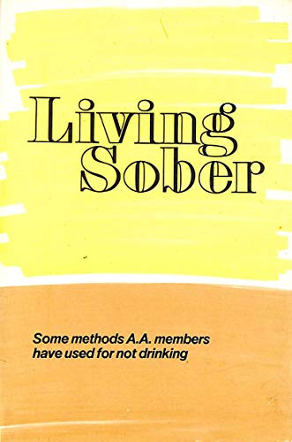 9780916856205: Living Sober (Translated from English to Polish)