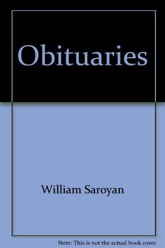 9780916870164: Obituaries