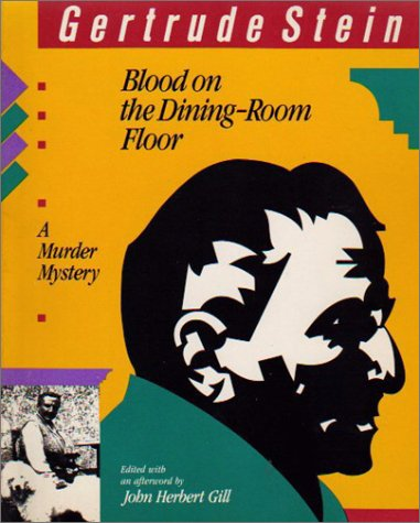 9780916870478: Blood on the Dining Room Floor: A Murder Mystery