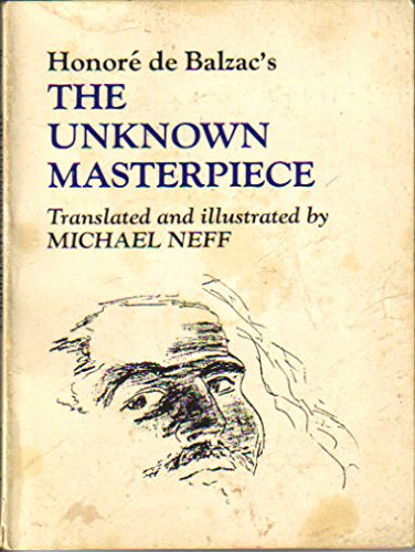 9780916870553: The Unknown Masterpiece (English and French Edition)