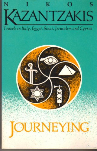 9780916870676: Journeying: Travels in Italy, Egypt, Sinai, Jerusalem and Cyprus