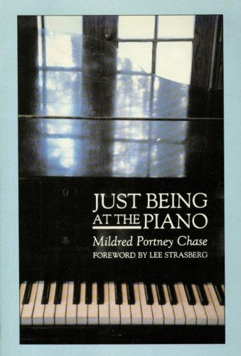 9780916870942: Just Being at the Piano