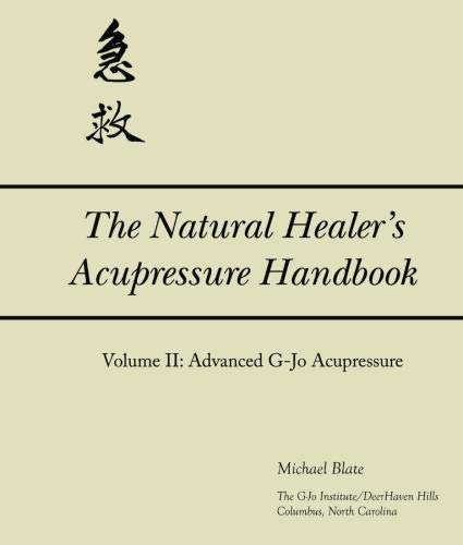9780916878146: The Natural Healer's Acupressure Handbook Vol. 2