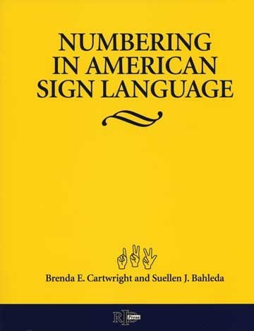 9780916883355: NUMBERING IN AMERICAN SIGN LANGUAGE