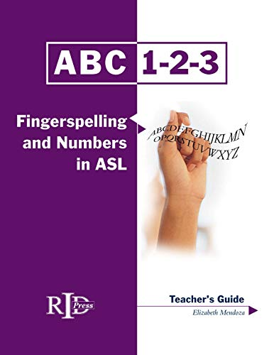 9780916883430: ABC-123 Teacher's Guide, DVD, and Student Workbook
