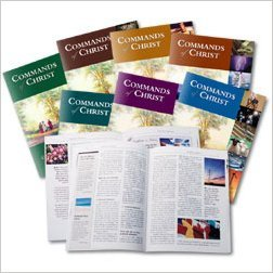 9780916888336: Commands of Christ The Curriculum of the Great Commission Series 7