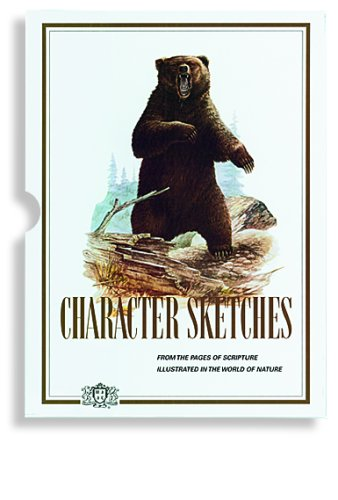9780916888350: Character Sketches Volume 1