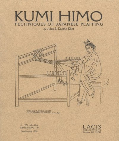 9780916896119: Kumi Himo: Techniques of Japanese Plaiting