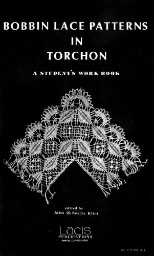 9780916896157: Bobbin Lace Patterns in Torchon: A Student's Work Book