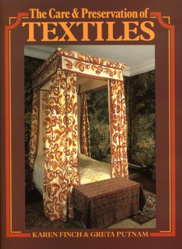 9780916896379: Care and Preservation of Textiles