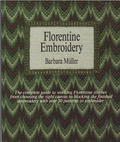 Florentine Embroidery: Barbara Muller