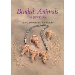 Beaded Animals in Jewelry: Letty Lammens; Els