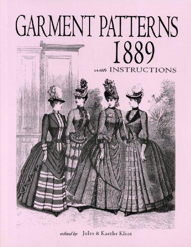 9780916896744: Garment Patterns: 1889