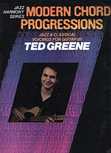 9780916902001: Modern Chord Progressions