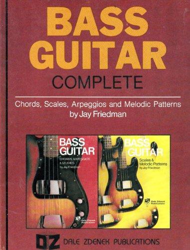 9780916902049: Bass Guitar Complete