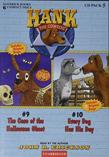 9780916941857: The Case of the Halloween Ghost / Every Dog Has His Day (Hank the Cowdog)