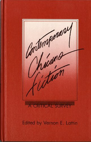 9780916950569: Contemporary Chicano Fiction: A Critical Survey (Studies in the Language and Literature of United States Hispanos)