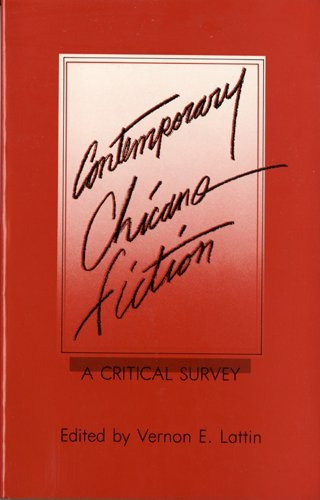 9780916950576: Contemporary Chicano Fiction: A Critical Survey (Studies in the Language and Literature of United States Hispanos)