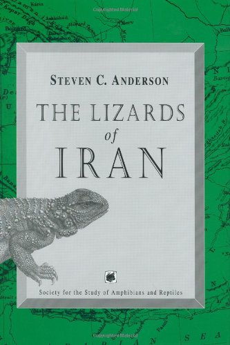 Lizards of Iran