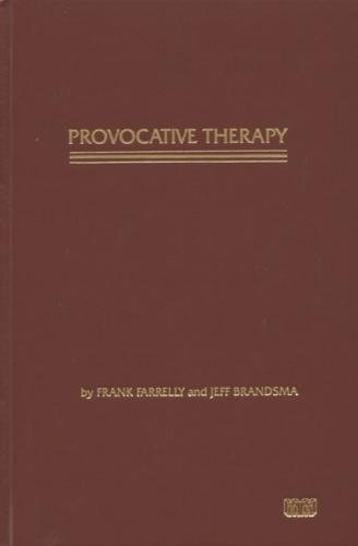9780916990039: Provocative Therapy