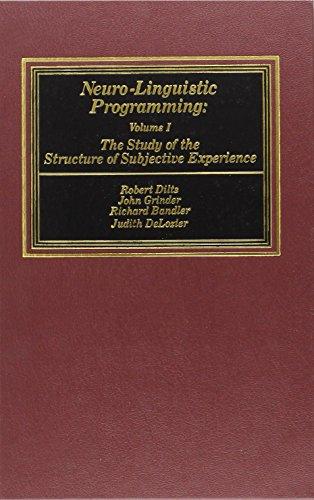 9780916990077: Neuro-Linguistic Programming