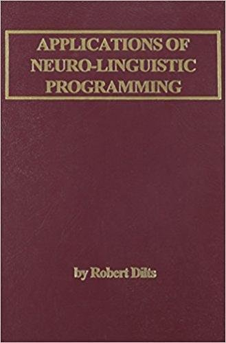 9780916990138: Applications of Neuro-Linguistic Programming to Business Communication (1981)